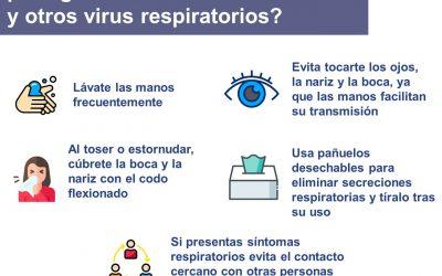 Información y recomendaciones sobre Coronavirus y síndrome de Down