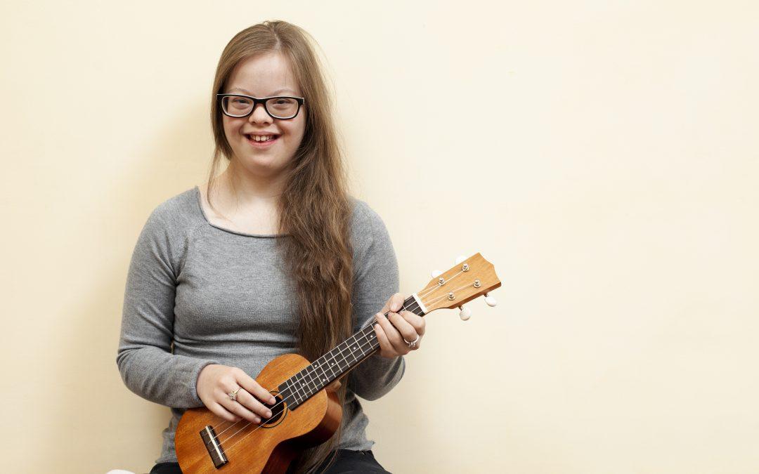 La importancia de la musicoterapia en niños con síndrome de Down